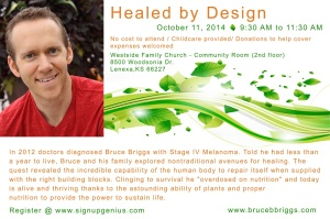 Healed by Design - KC